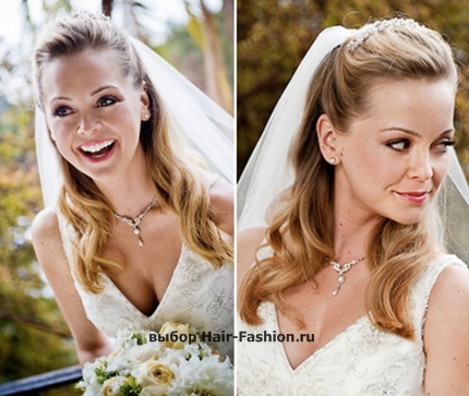 Wedding hairstyles for long hair -001
