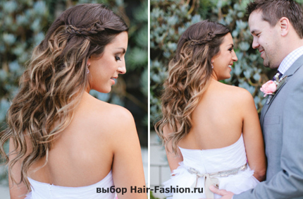 Wedding hairstyles for long hair -003