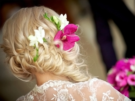Wedding hairstyles with braid -005