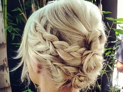 Wedding hairstyles with braid -006