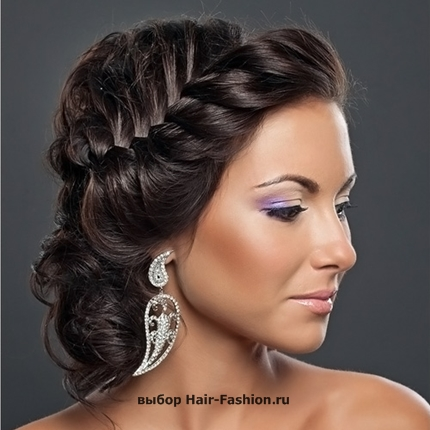 Wedding hairstyles with braid -008