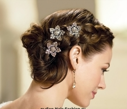 Wedding hairstyles with braid -009