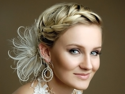 Wedding hairstyles with braid -011