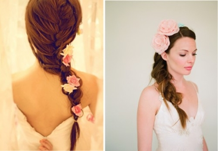 Wedding hairstyles with braid -015
