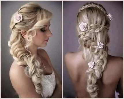 Wedding hairstyles with braid -016