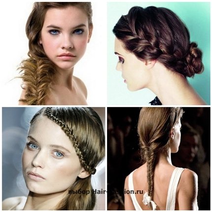 Wedding hairstyles with braid-3