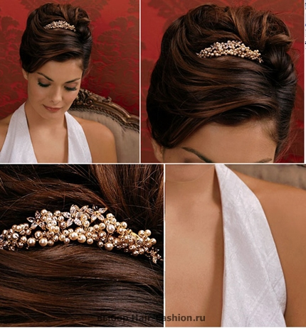 Wedding hairstyles with tiara -002