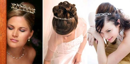 Wedding hairstyles with tiara -003