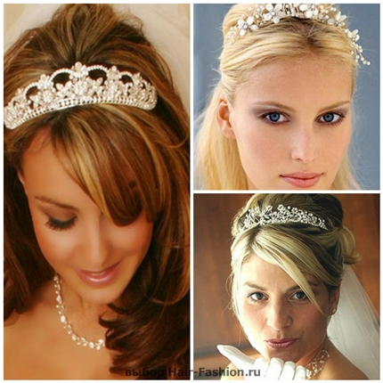 Wedding hairstyles with tiara-16