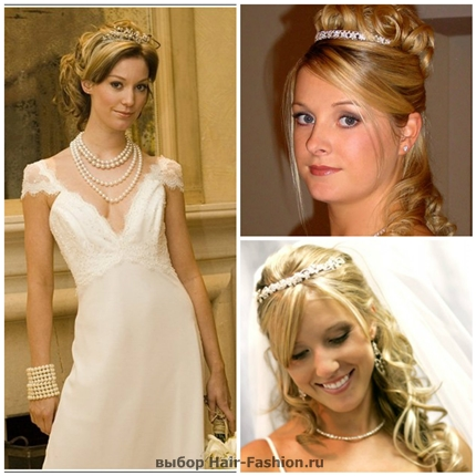Wedding hairstyles with tiara-18