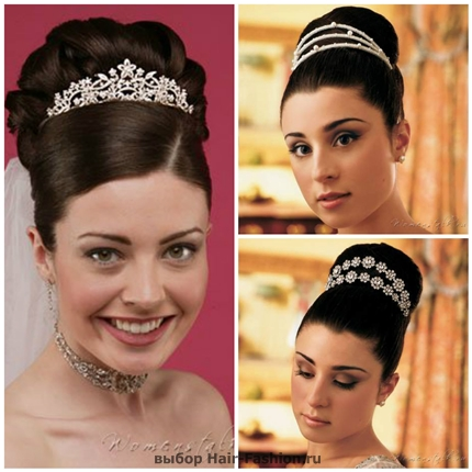Wedding hairstyles with tiara-19