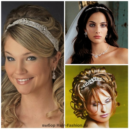 Wedding hairstyles with tiara-23