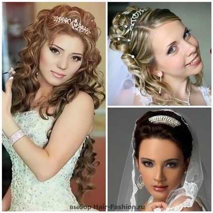 Wedding hairstyles with tiara-28