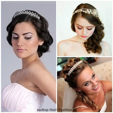 Wedding hairstyles with tiara-29