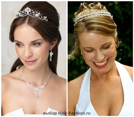Wedding hairstyles with tiara-34