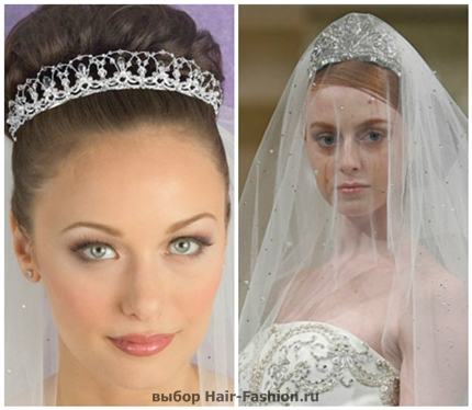 Wedding hairstyles with tiara-35