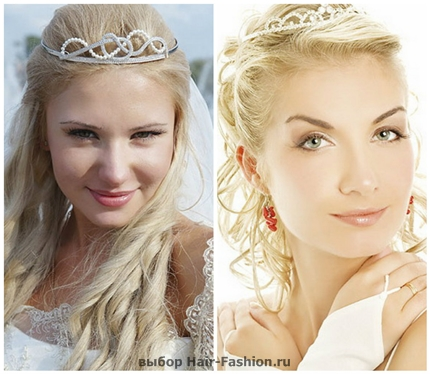 Wedding hairstyles with tiara-4