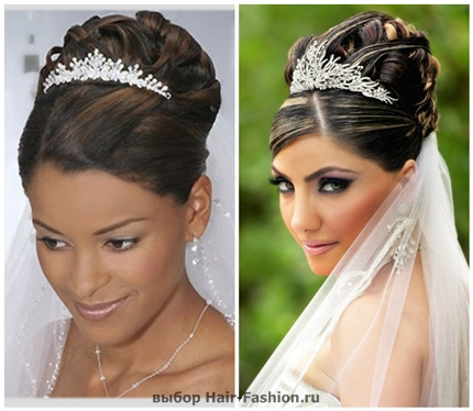 Wedding hairstyles with tiara-8