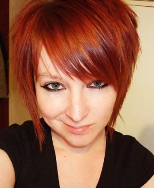 short-red-head-hairstyle