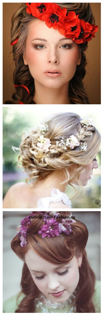 wedding hair with flowers-6