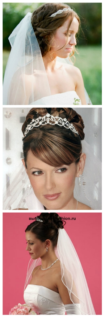 wedding hairstyles with a veil-10
