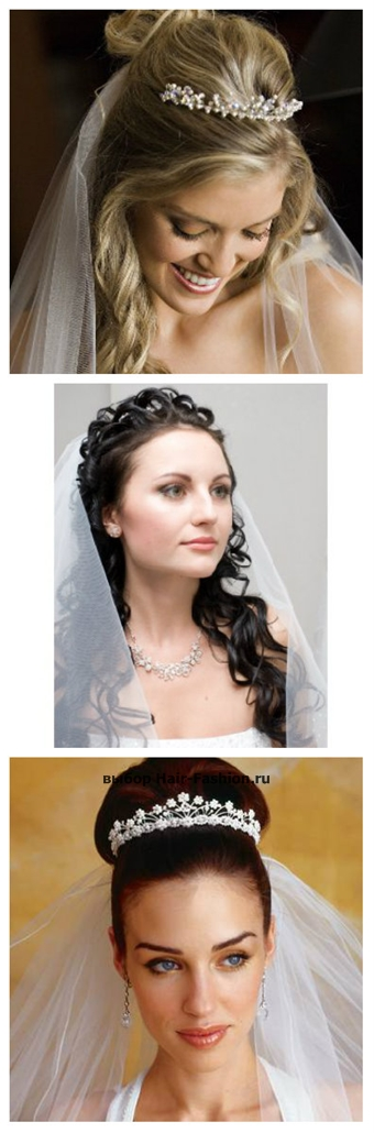 wedding hairstyles with a veil-13