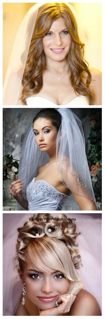 wedding hairstyles with a veil-3