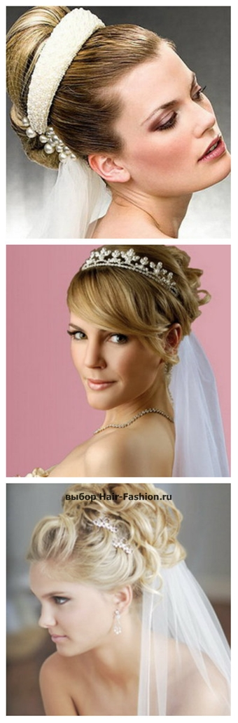 wedding hairstyles with a veil-5