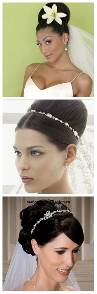 wedding hairstyles with a veil-6